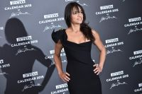 Celebrities Wonder 24489416_2015-Pirelli-Calendar-Red-Carpet_Michelle Rodriguez 3.jpg