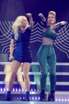 Celebrities Wonder 43222444_101.3-KDWB-Jingle-Ball-2014-rita-ora_Iggy Azalea2.jpg