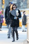 Celebrities Wonder 93337705_lucy-hale-nyc_1.jpg