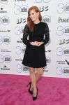 Celebrities Wonder 63582399_film-independent-spirit-awards_Jessica Chastain 1.jpg