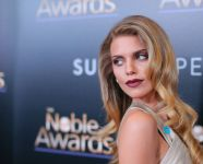 Celebrities Wonder 72354086_Noble-Awards_AnnaLynne McCord 2.jpg