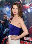 Celebrities Wonder 70153398_avengers-Age-of-Ultron-Los-Angeles-premiere_Cobie Smulders 2.jpg